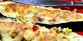간단하고 건강한 요리<BR>가지 피자