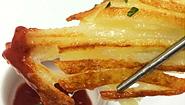 6월엔 감자가 제철<BR>5분 만에 만드는 치즈 감자전