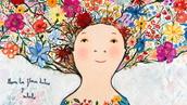 그녀의 그림 앞에서<BR>35만 명이 발견한 행복의 정체